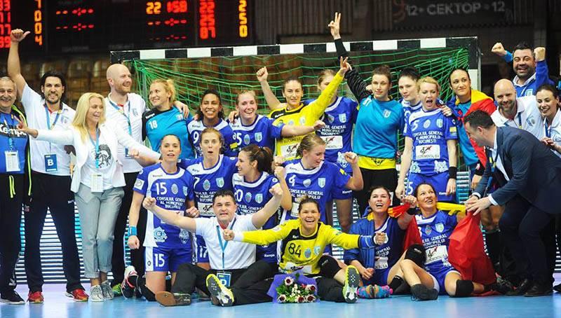 Foto: EHF Champions League