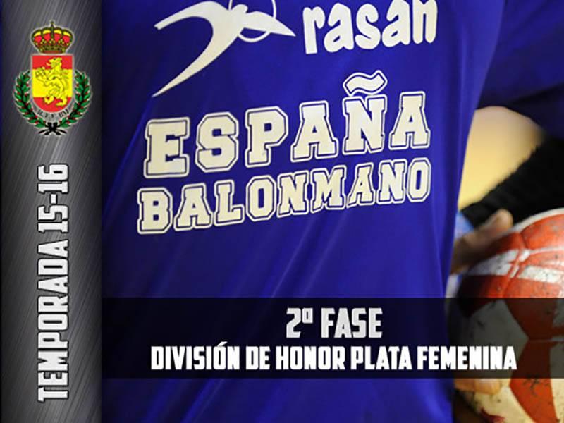Imagen: Real Federación Española de Balonmano